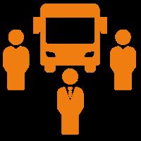 Корпоративные поездки, развозка сотрудников